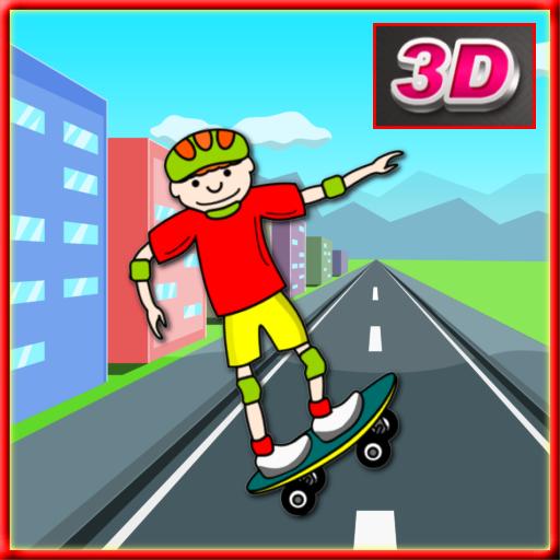 Skateboard Simulator 動作 App LOGO-硬是要APP