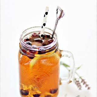 Lavender Fruit Iced Tea.