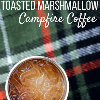 Toasted Marshmallow Campfire Coffee Recipe