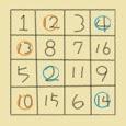 Bingo multiplayer game icon