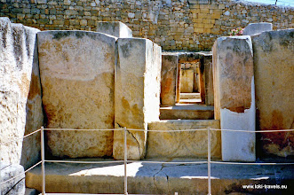 Photo: 1996-07-05. Tarxien  tempel | temples.  www.loki-travels.eu