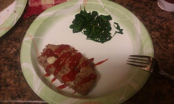Spicy Meatloaf Recipe