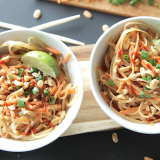 Easy Pad Thai (Vegan + Gluten Free) Recipe