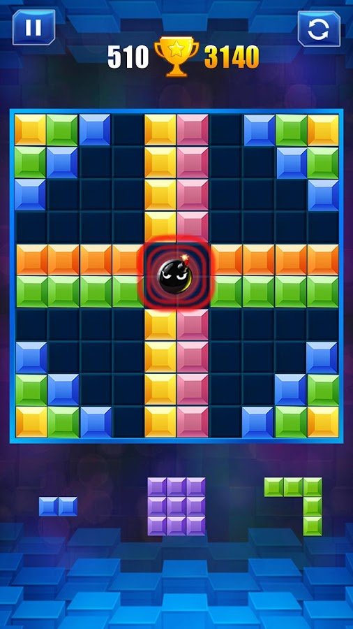 Wood Block Puzzle - Play Wooden Block Puzzle PC Game Online