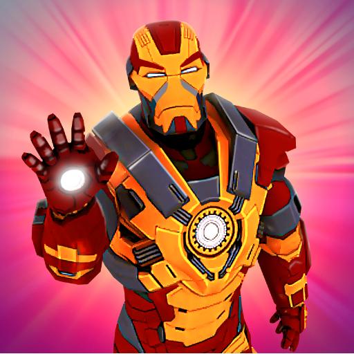動作App|Strange Iron Hero Battle 3D LOGO-3C達人阿輝的APP