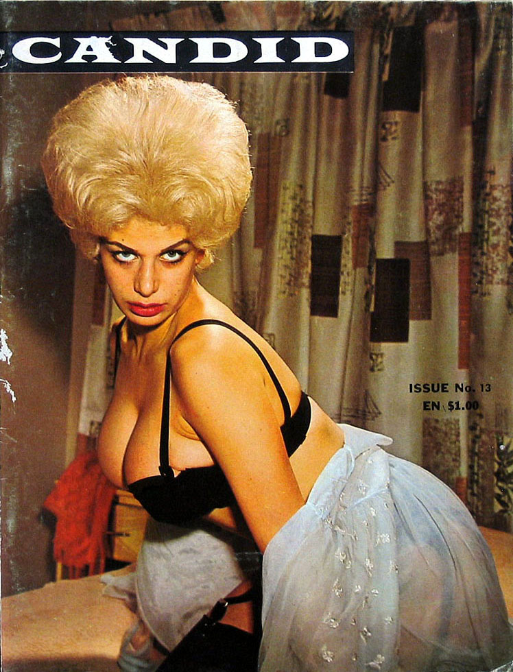 Vintage Adult Magazine Covers