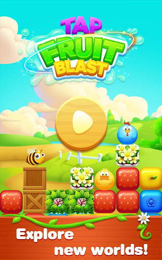 Tap Fruit Blast 1.0.3163 screenshots 12