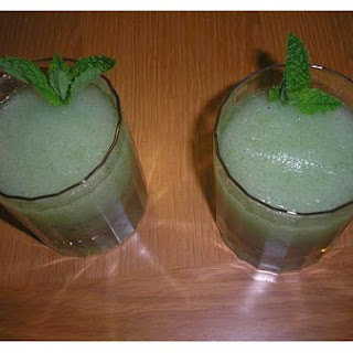 Frozen Mint Daiquiri