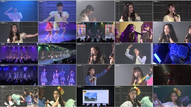 [TV-Variety] NGT48 「夢を死なせるわけにいかない」公演 佐藤杏樹 卒業公演 DMM HD