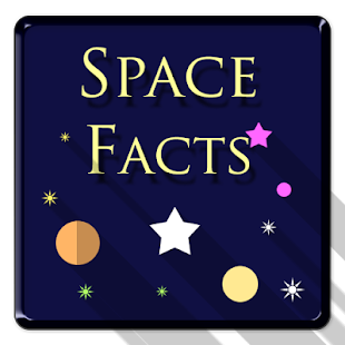 Space Facts in English - náhled
