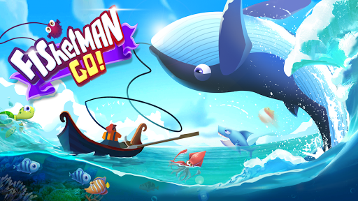 Fisherman Go!  captures d'écran 1