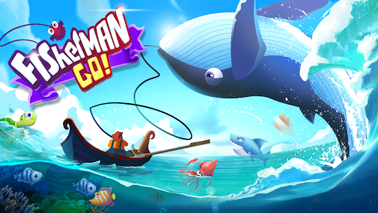 Fisherman Go! Screenshot