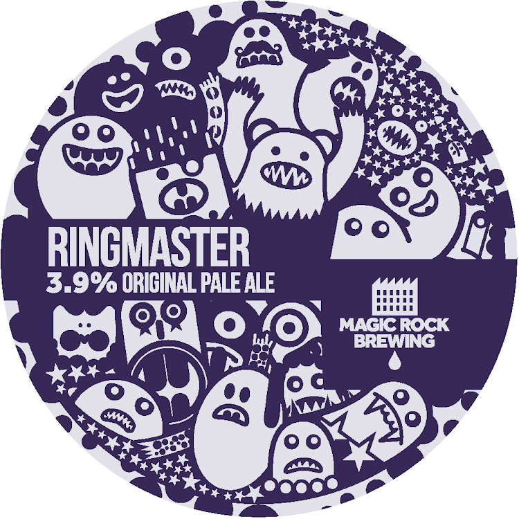Logo of Magic Rock Ringmaster