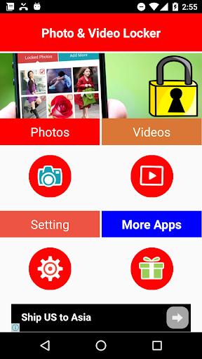 Photo and Video Locker