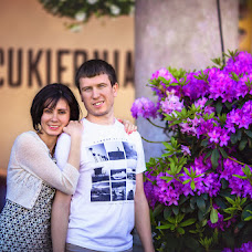 Wedding photographer Yuliya Zaporozhenko (FamilyGarden). Photo of 10.07.2015