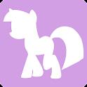 My Pony Videos Kids Eng AdFree icon