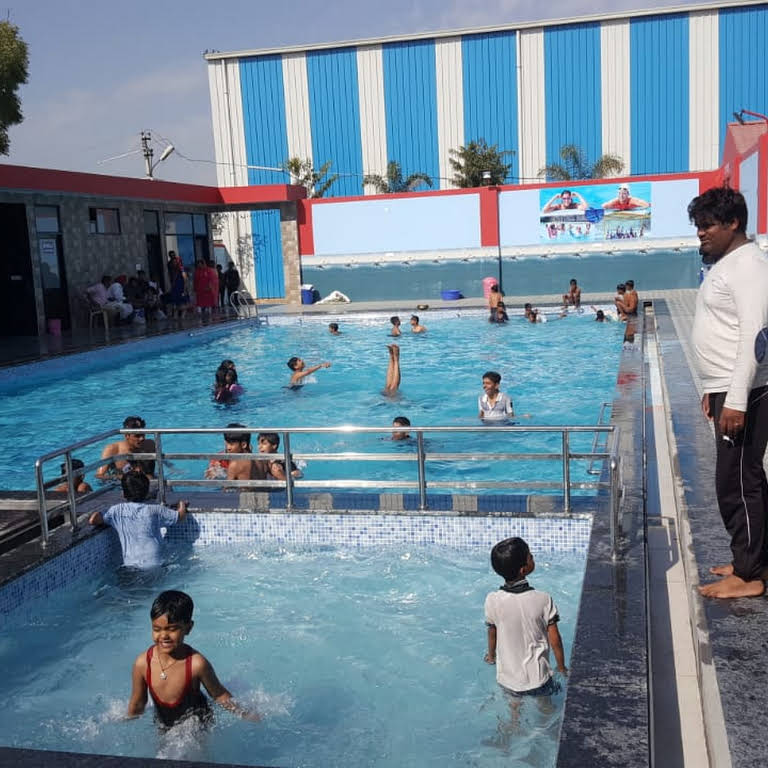 The Dolphin Swimming Pool - Swimming Pool in Jaipur