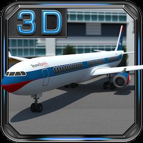 Город Аэропорт 3D парковка