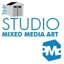 Tiny Shed Studio: Mixed Media Art