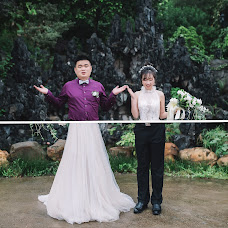Wedding photographer Hui Hou (wukong). Photo of 20.06.2018