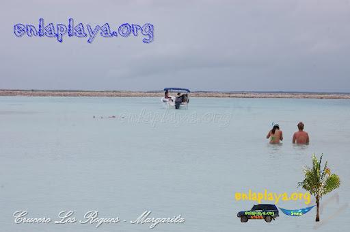 Playa Noronquises DF042 Los Roques
