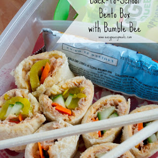 Kid Friendly Sushi with Bumble Bee®.