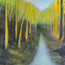 Photo: Two Roads Diverged 24x24 $500