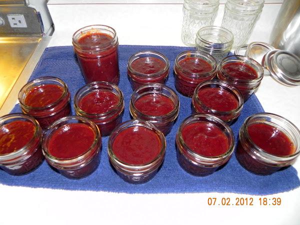 Sour Cherry Vanilla Butter Recipe