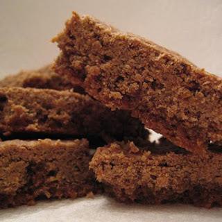 Chocolate Weetabix Brownies.