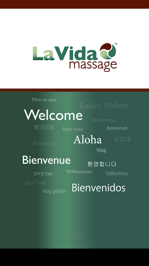LaVida Massage- screenshot