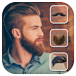 Men Hair Mustache Style - Boy Photo Editor APK