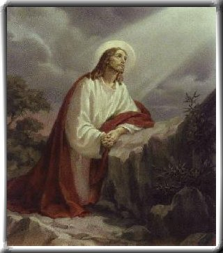 16. Mas él se apartaba a lugares desiertos, y oraba.