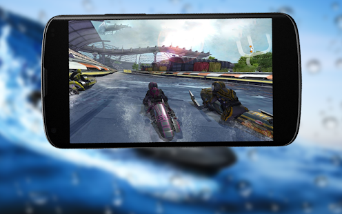 Powerboat Jet Ski Water Surfer Race Simulator Game - náhled