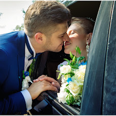 Wedding photographer Aleksandr Morozov (msvsanjok2). Photo of 21.09.2018