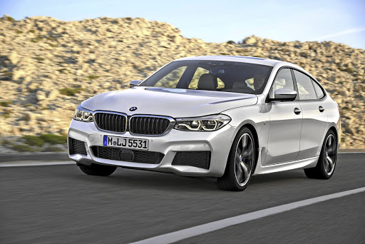 BMW has killed off the 5 Series GT but replaced it with the 6 Series G.   Picture: BMW
