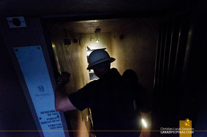 Sofitel Legend Metropole Hanoi Underground Bunker