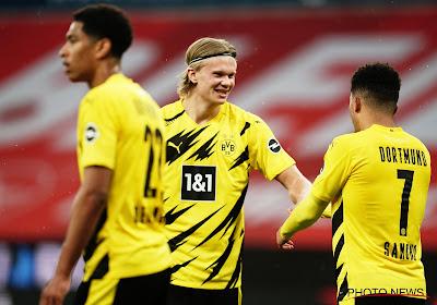 Bundesliga : avec Thomas Meunier, Dortmund retrouve le podium