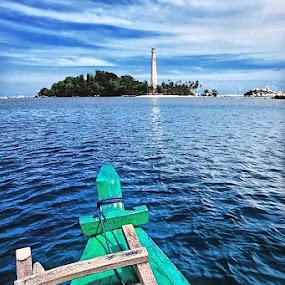 lengkuas island by Grandi Panareka - Landscapes Travel