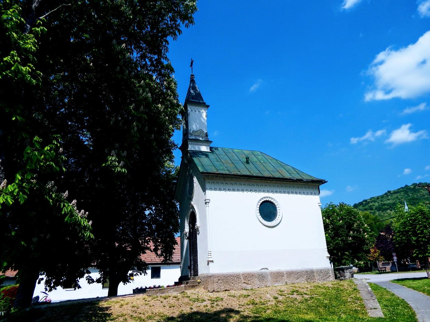 Visegrád - Milleniumi Szent Sebestyén-kápolna