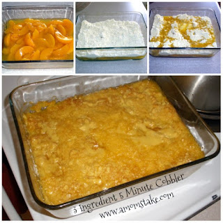 Peach Cobbler With Cake Mix And Butter Recipes