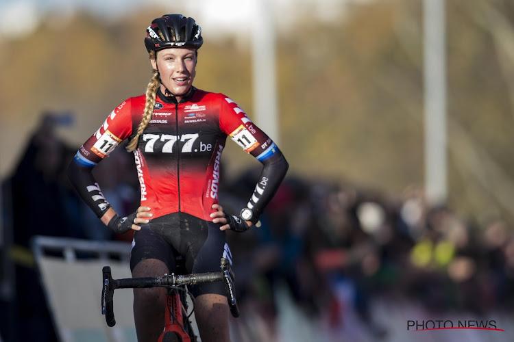 Oppermachtige Worst heerst in Druivencross, geen Belgische vrouwen op podium