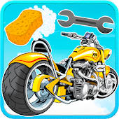 Motorbike Wash and Repair
