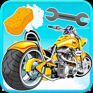 Motorbike Wash and Repair for PC and MAC