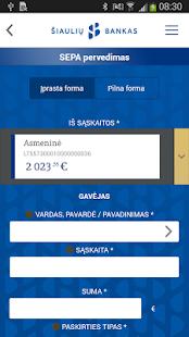 Šiaulių bankas - náhled