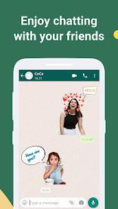 iSticker – Sticker Maker for WhatsApp stickers Mod Apk (VIP) 8