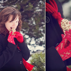 Wedding photographer Marina Zakharova (Elmarphoto). Photo of 08.02.2013
