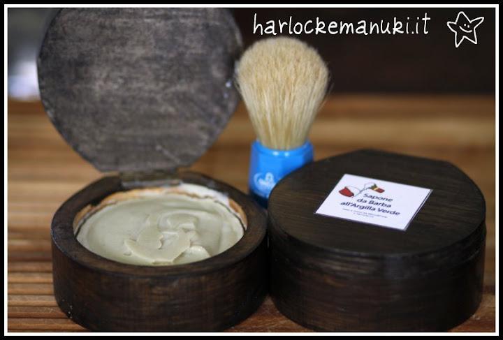 sapone argilla