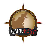 Logo for Back East Brewery