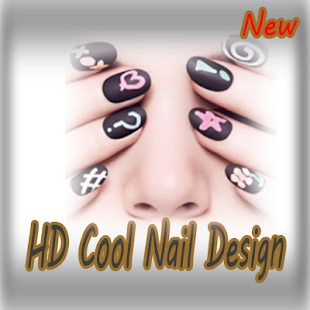HD Cool Nail Design - náhled
