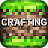 Crafting Guide for Minecraft logo